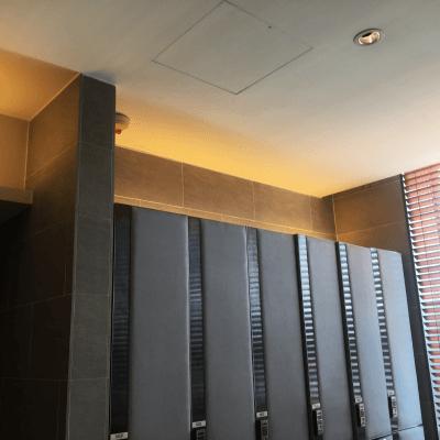 VR Plasterboard situ 2