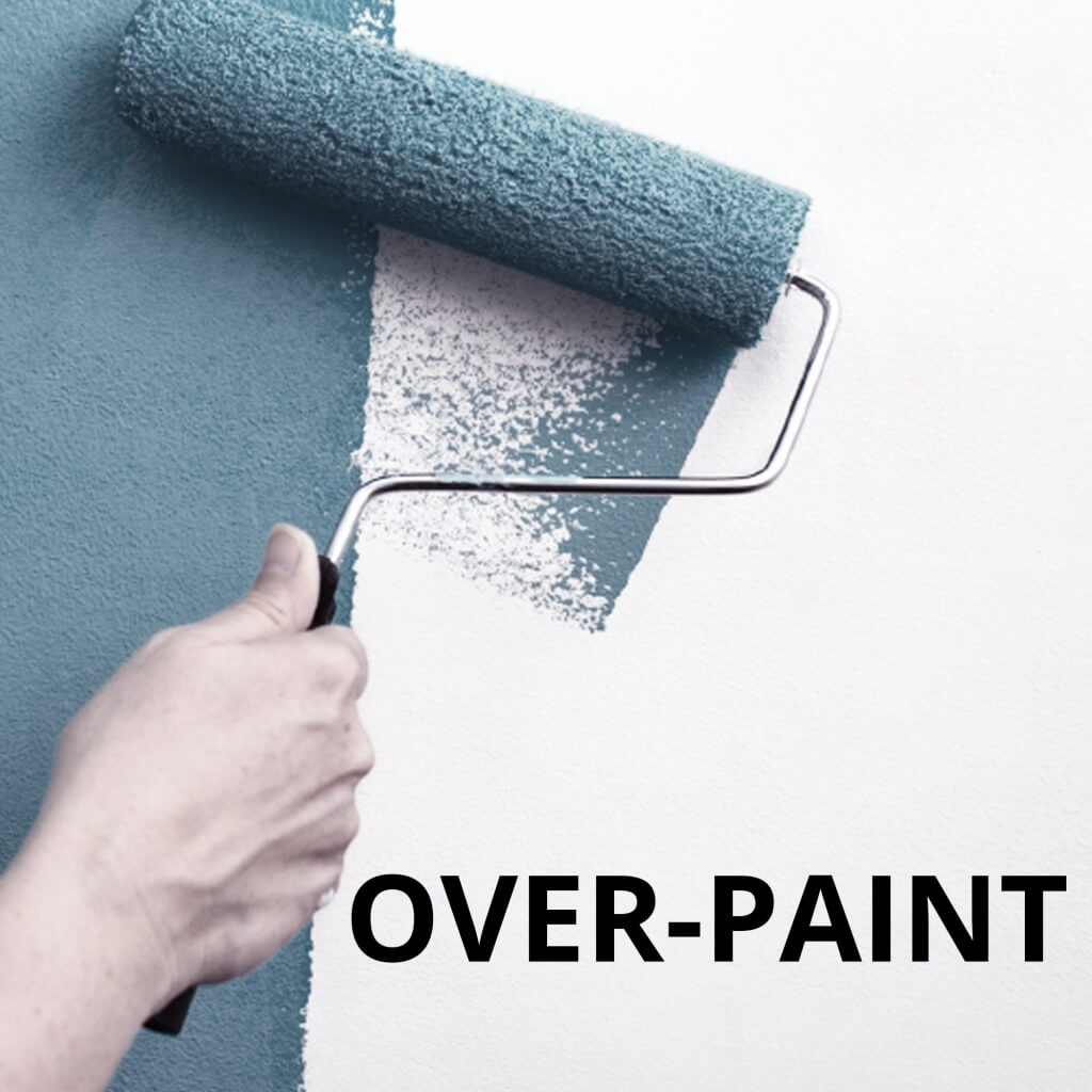 Over-paint
