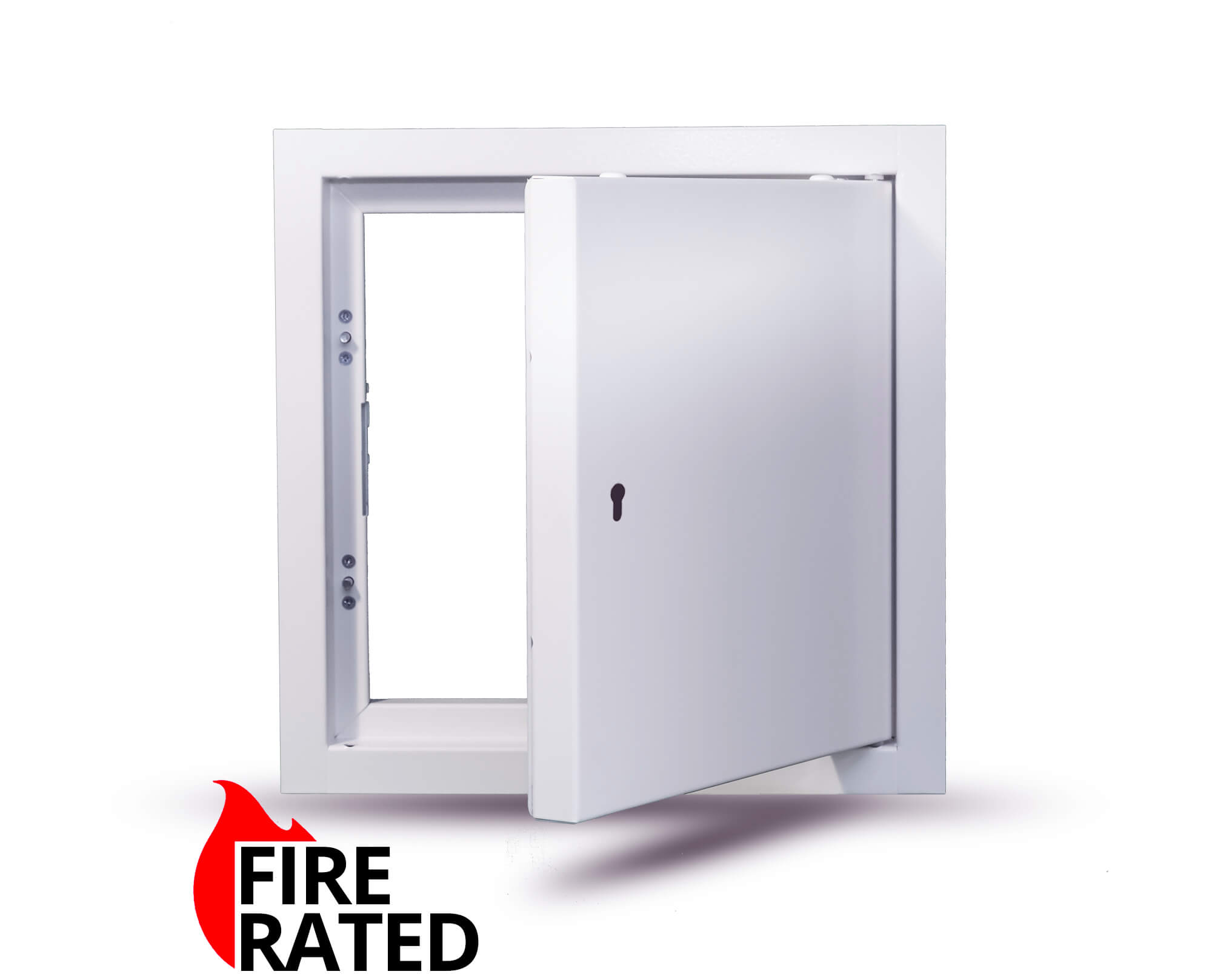 Premium Range Metal Door Euro Profile FR120 38dB