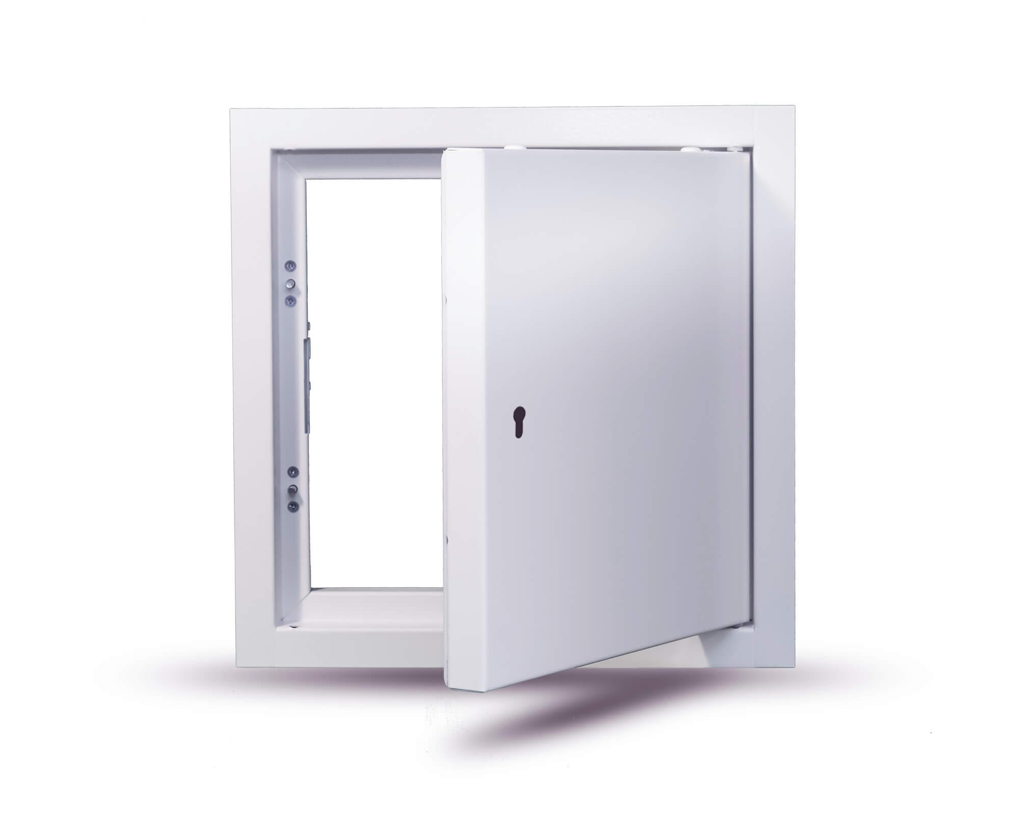Premium Range Metal Door Euro Profile