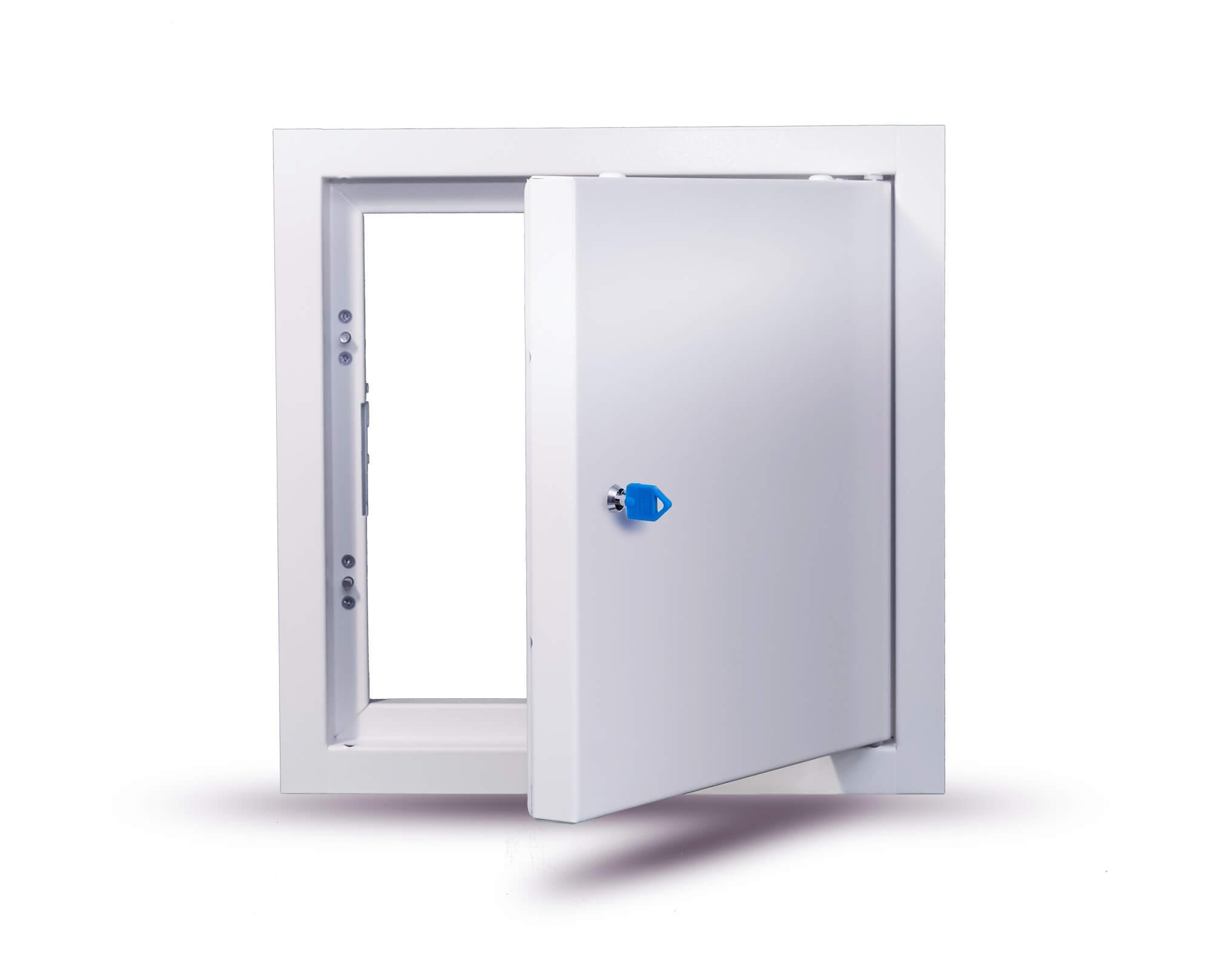 150 X 150 Mm Premium Range Metal Door Picture Frame RPT