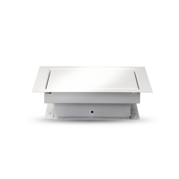 Premium PF Touch catch closed flat side view
