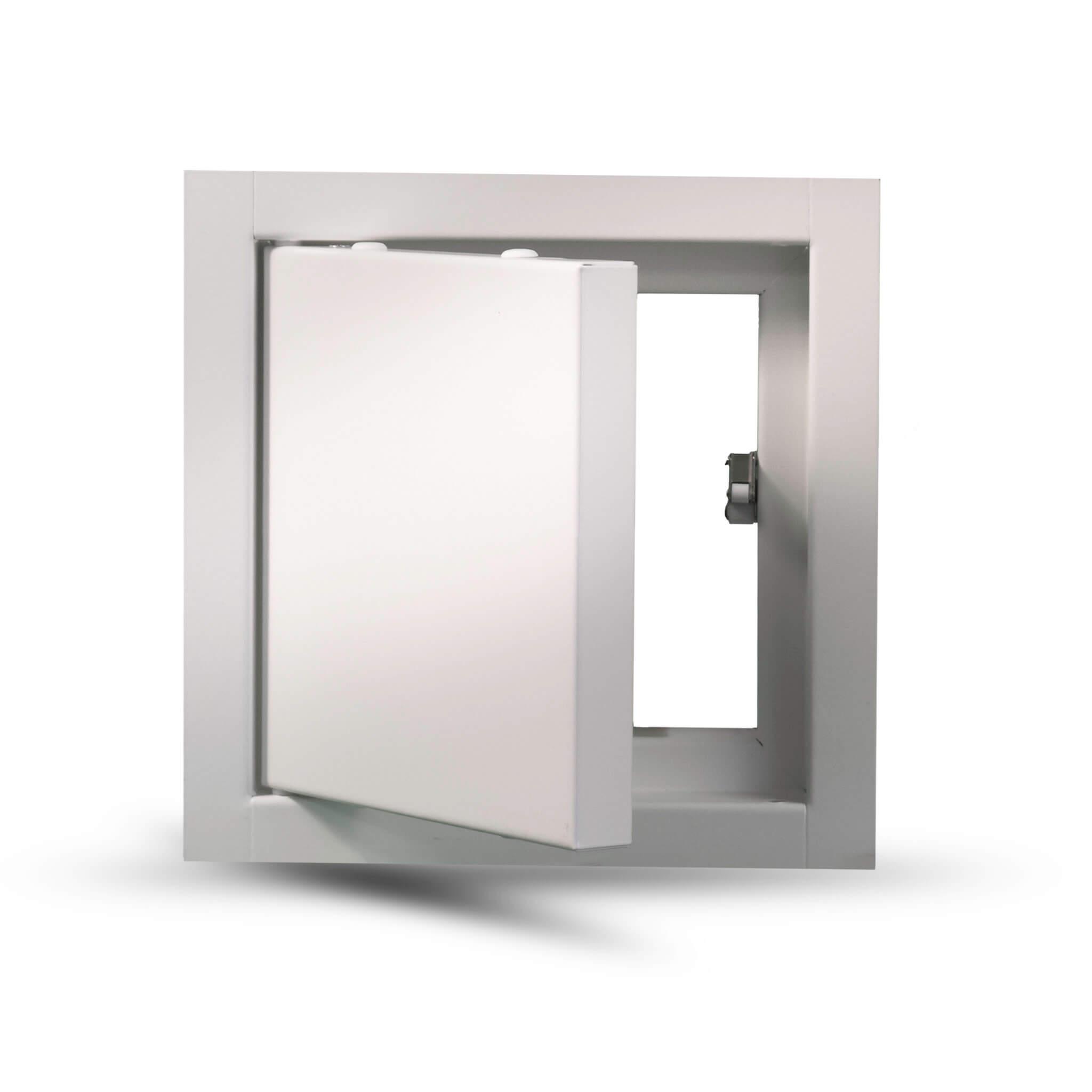 150 X 150 Mm Premium Range Metal Door Picture Frame Touch Catch
