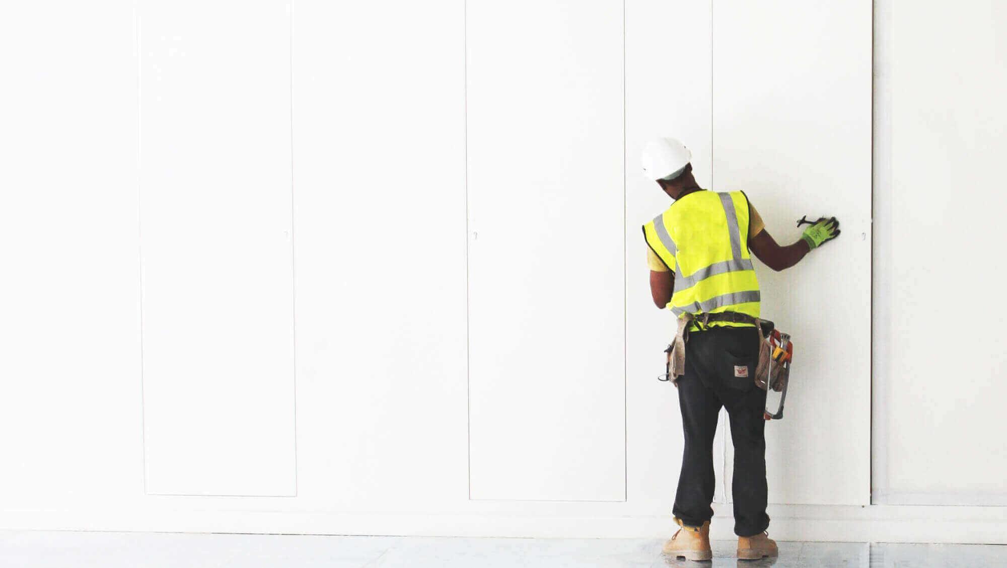 Riser Doors Installation