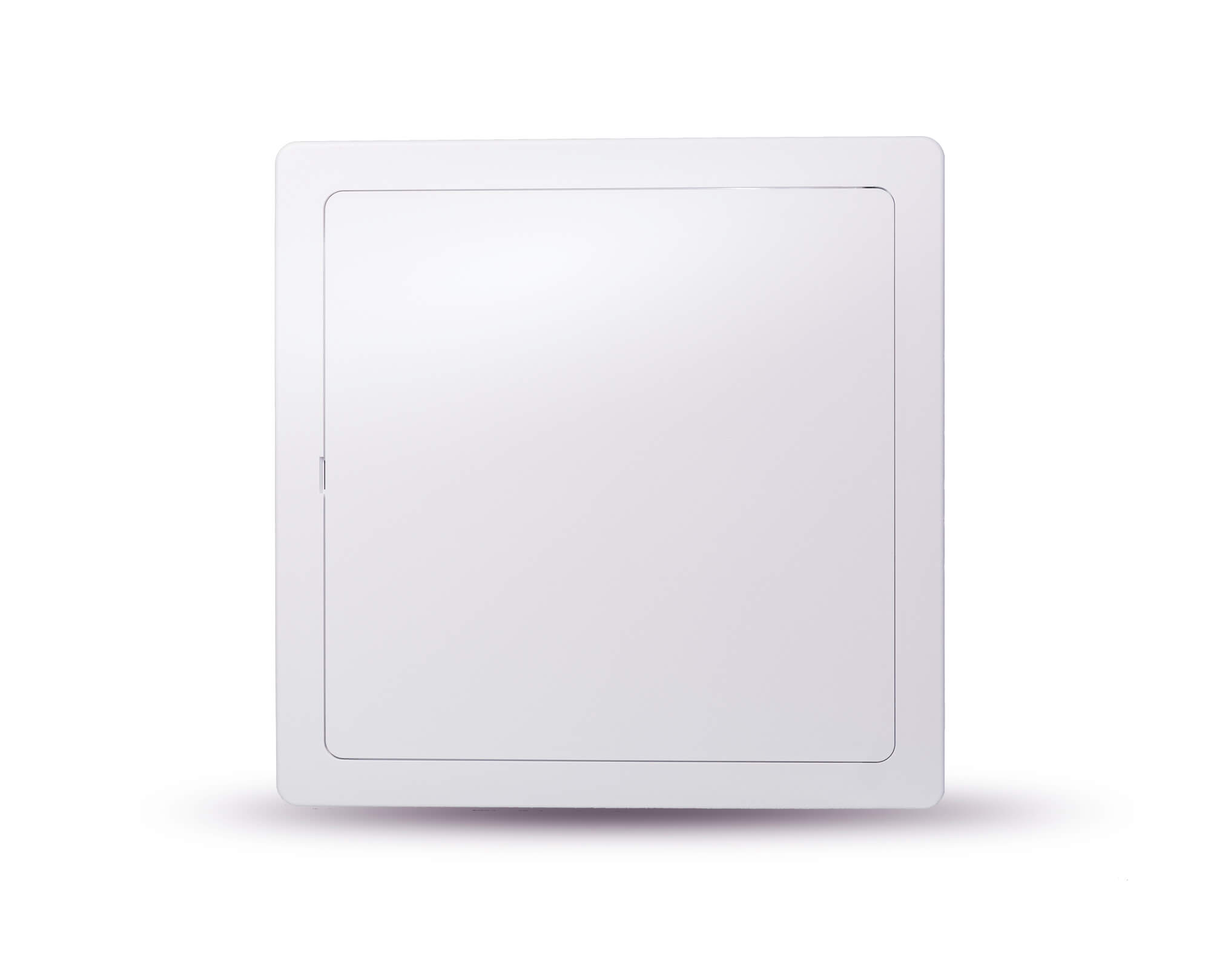 Square Plastic Access Panel Picture Frame Closed
