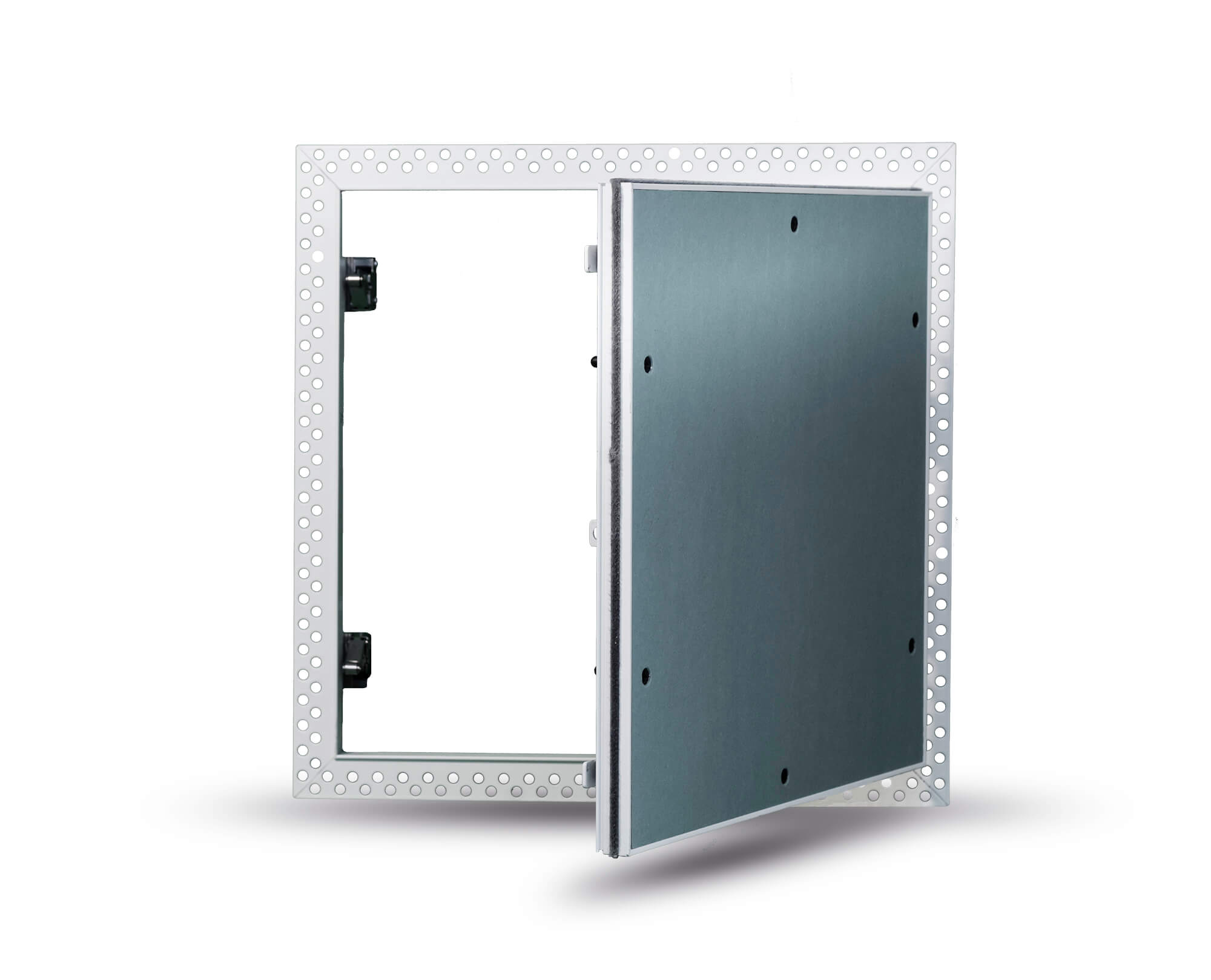 Value Plasterboard beaded frame touch catch open