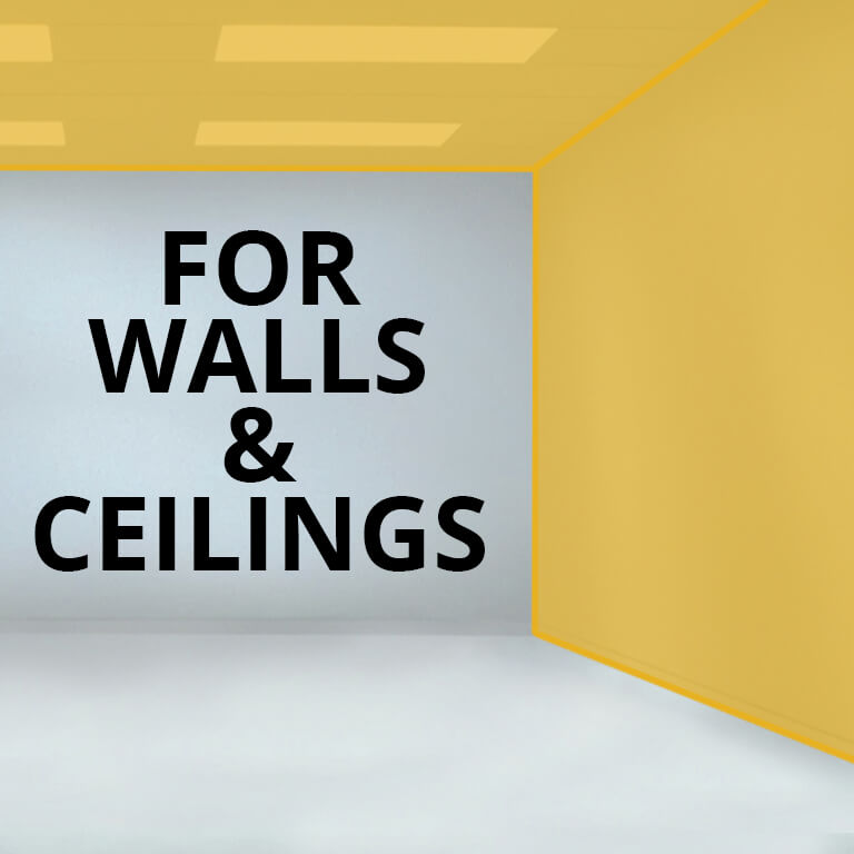 Wall-Ceiling
