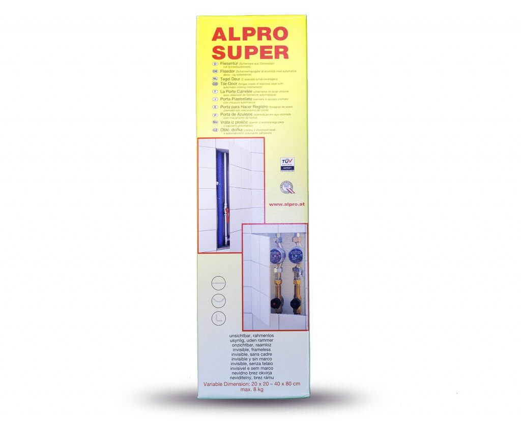 Aplro Super Tile Door Kit