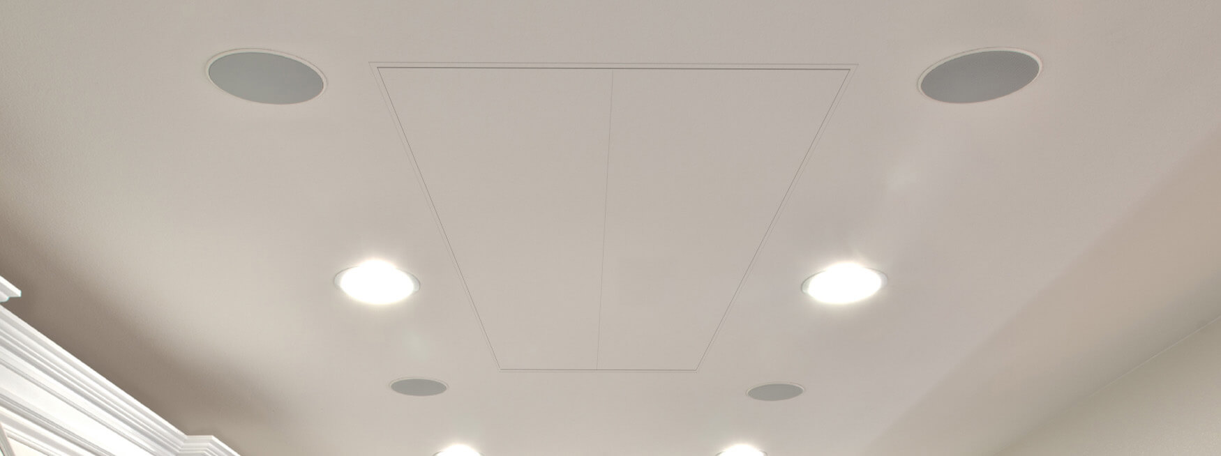 Premium Range Ceiling Double Situ Closed