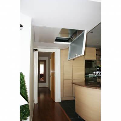 Premium Range Ceiling Double left open situ
