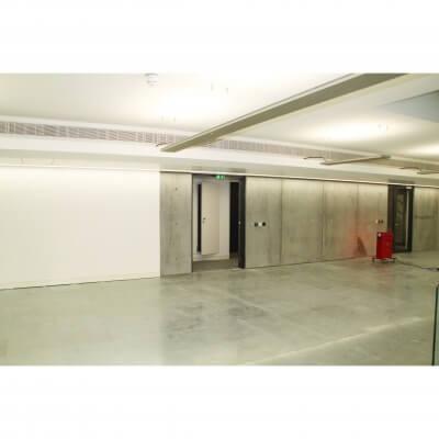 Riser Doors Situ 2