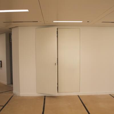 Premium Range Wall Double situ open