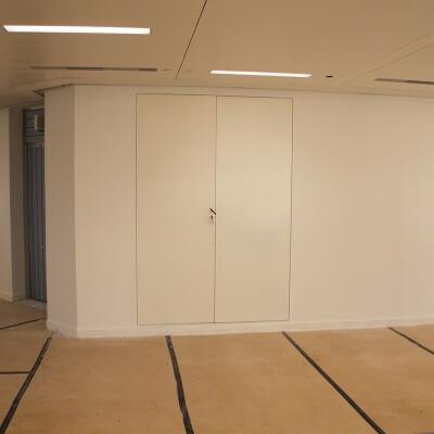 Premium Range Wall Double situ