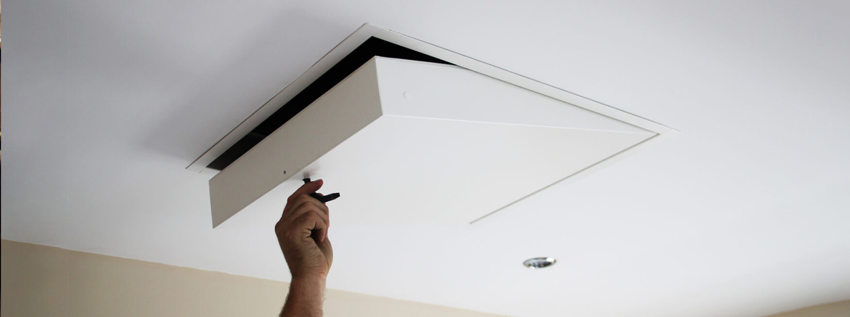Minimalist Loft Hatch The Access Panel Company