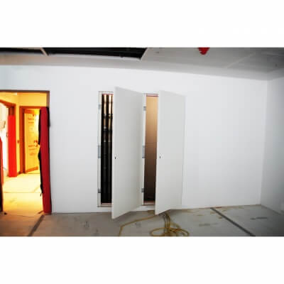 Multiple Door Sets situ