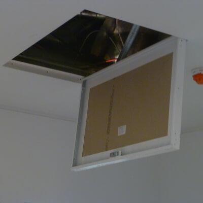 Premium Range Plasterboard open